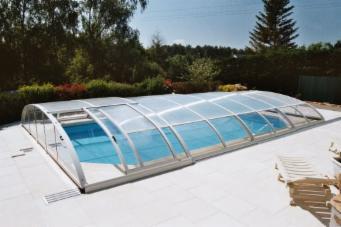Abri telescopique piscine abris de piscines le guide d for Abri piscine telescopique sans rail